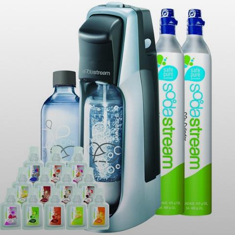 Soda stream maskine til at lave egne sodavand